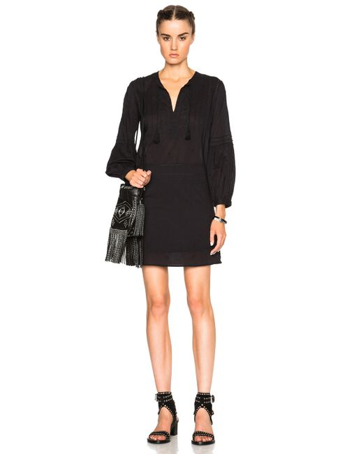Ulla Johnson | Black Gia Sweater Dress - Miel | Lyst
