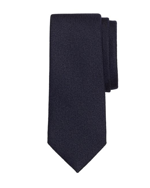 Brooks Brothers   Blue Textured Solid Tie for Men   Lyst