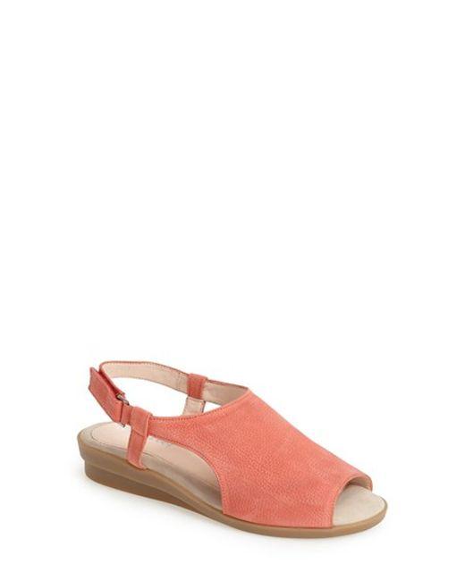 Beautifeel | Pink 'gwen' Sandal | Lyst