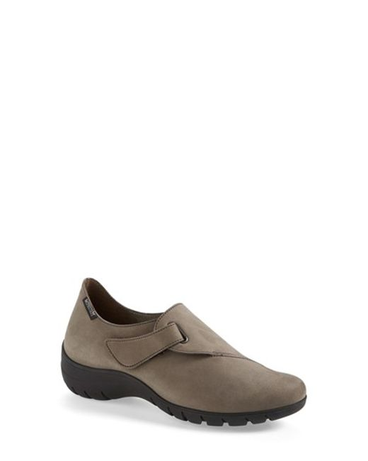 Mephisto | Brown 'luce' Sneaker | Lyst