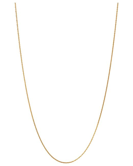 Links of London | Metallic Diamond Cut Cable Chain 70cm | Lyst