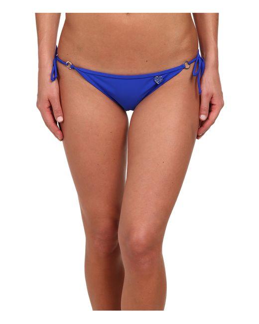 Body Glove | Blue Smoothies Brasilia Tie Side Bottom | Lyst