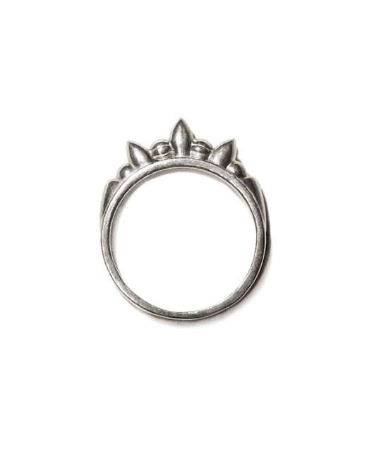 Pamela Love | Metallic Thin Spike Ring | Lyst