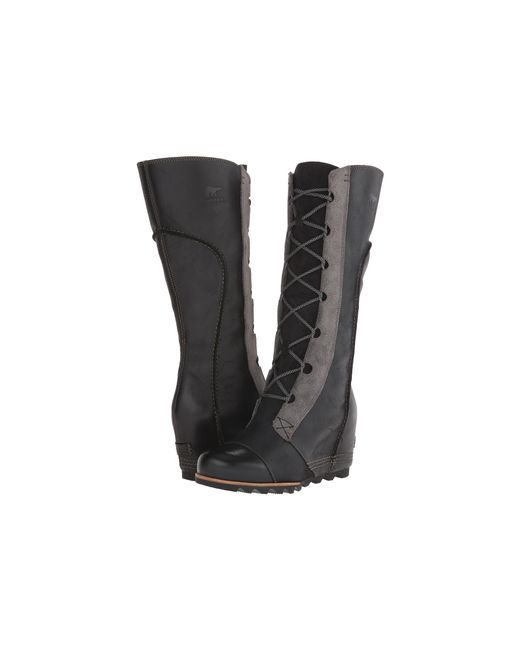 Sorel | Black Cate The Great Wedge | Lyst