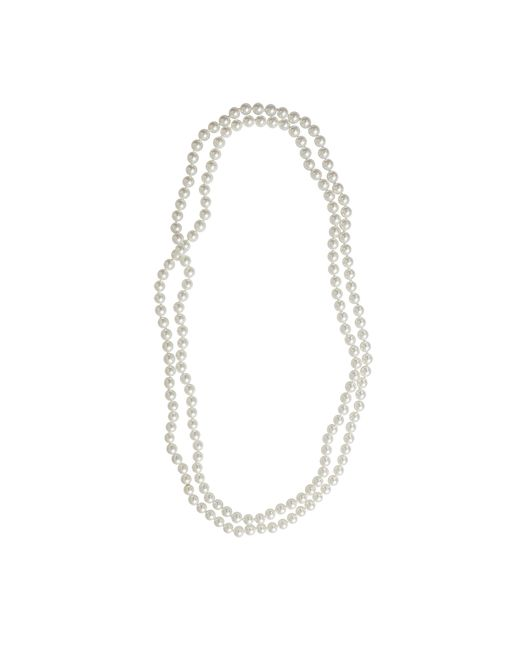 Fantasia Jewelry | White Endless Necklace | Lyst