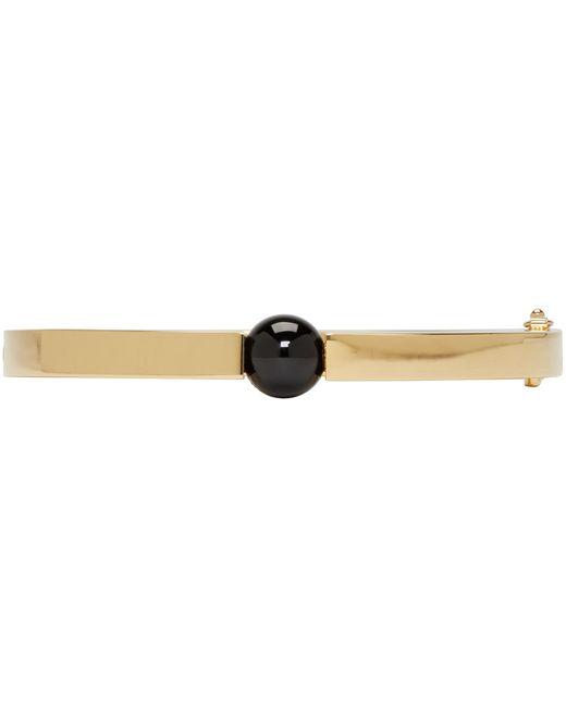 Chloé   Metallic Gold Darcey Bracelet   Lyst