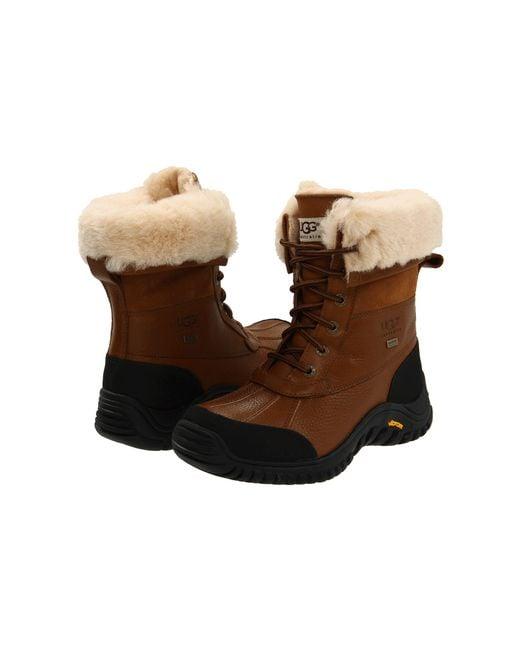 UGG   Brown Ugg Adirondack Ii Waterproof Boot   Lyst