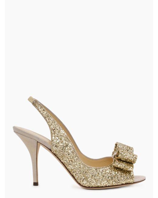Kate Spade | Blue Charm Heels | Lyst
