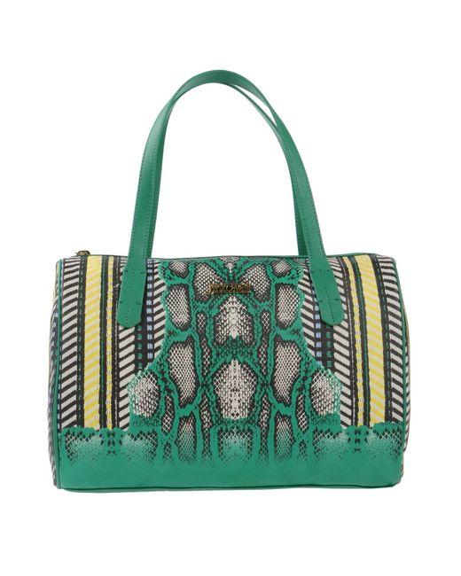 Just Cavalli | Green Handbag | Lyst