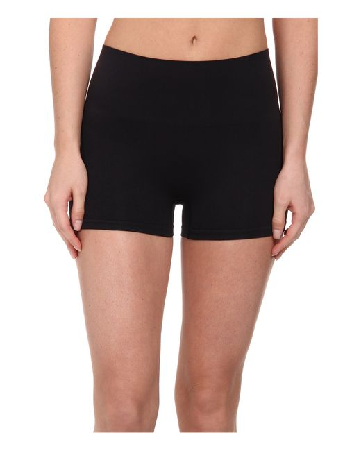Yummie By Heather Thomson | Black Sam Boyshort | Lyst