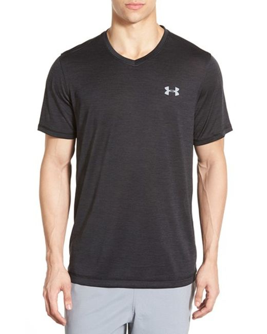 Under Armour 39 Ua Tech 39 Loose Fit Short Sleeve V Neck T