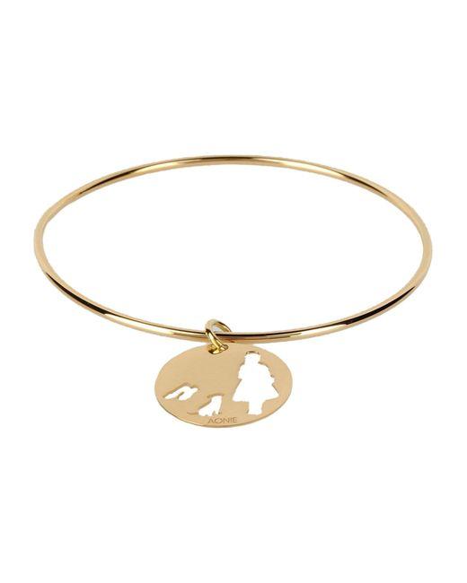 Aonie | Metallic Bracelet | Lyst