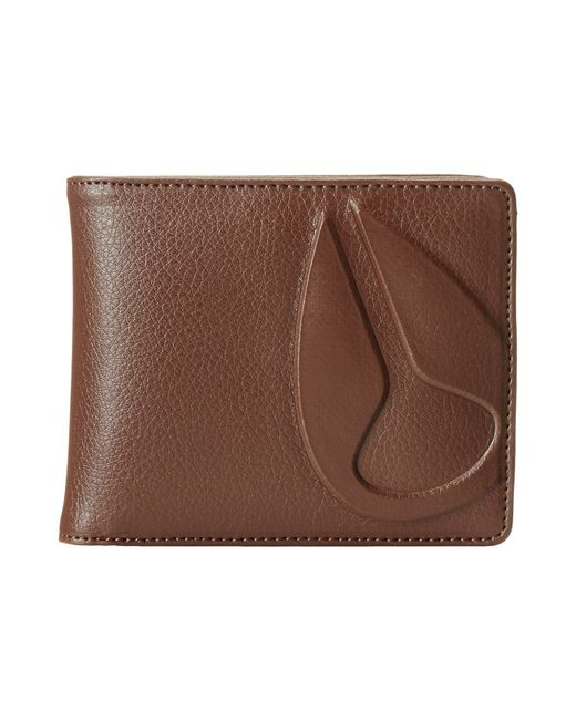 Nixon | Brown Haze International Wallet for Men | Lyst
