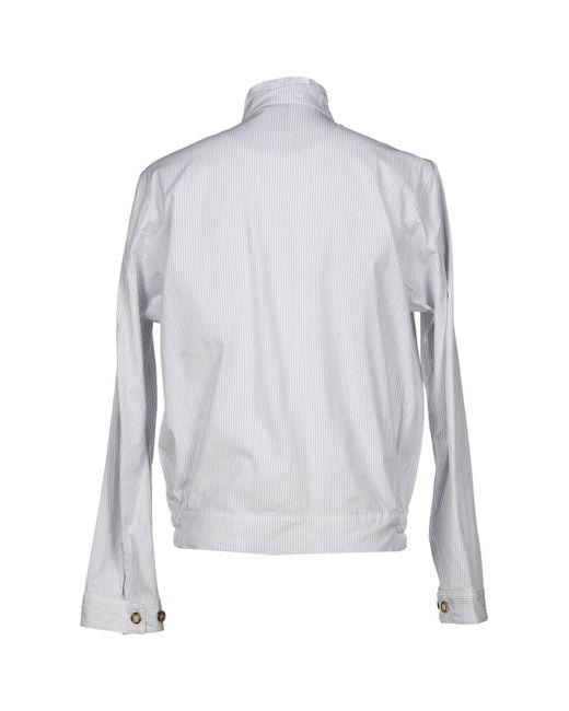 colmar jacket in white for men lyst. Black Bedroom Furniture Sets. Home Design Ideas