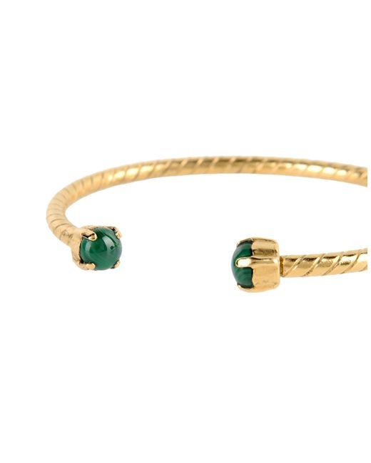 Ela Stone | Green Bracelet | Lyst