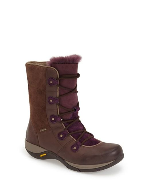 Totes Womens Rikki Insulated Waterproof Winter Snow Boots ...