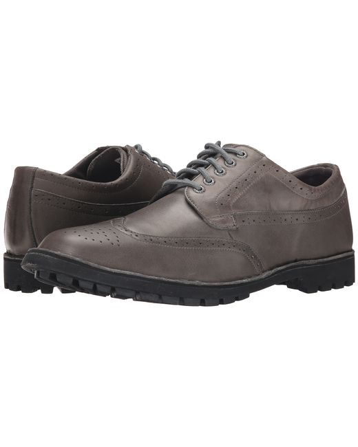Sebago | Gray Metcalf Wing Tip for Men | Lyst