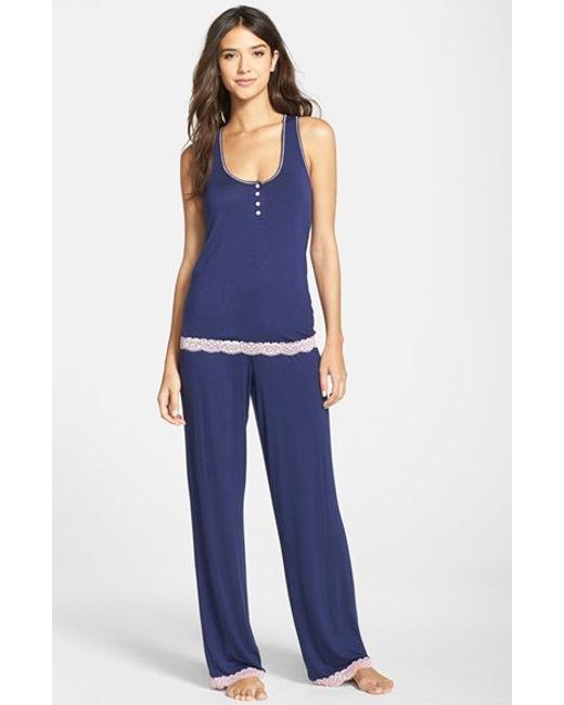 Honeydew Intimates | Blue 'babycakes' Tank Pajamas | Lyst