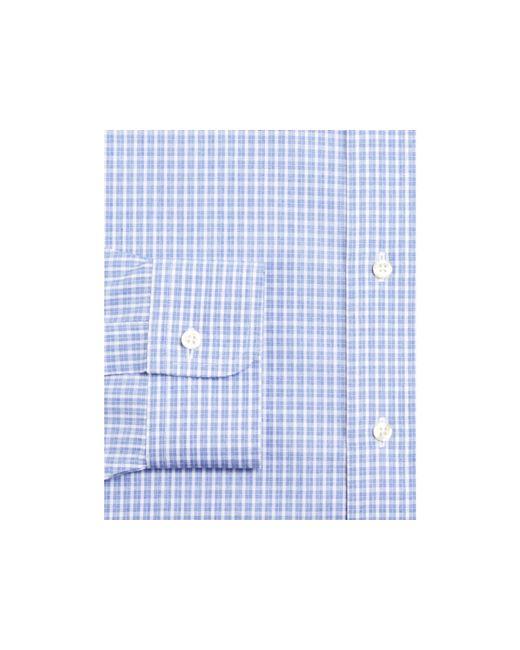 Brooks brothers regent windowpane classic fit dress shirt Brooks brothers shirt size guide