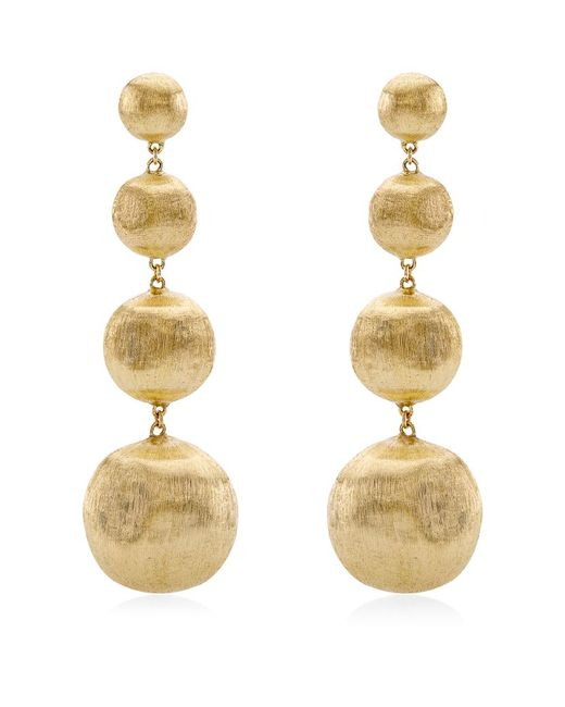 Marco Bicego | Metallic Africa Drop Earrings | Lyst