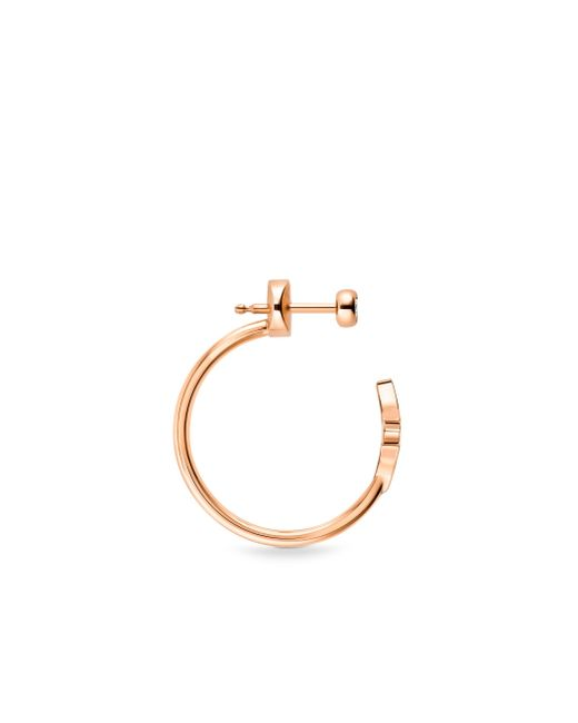 Louis Vuitton | Idylle Blossom Small Hoop Earring, Pink Gold And Diamond | Lyst