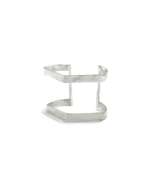 Bing Bang | Metallic Double Temple Cuff | Lyst