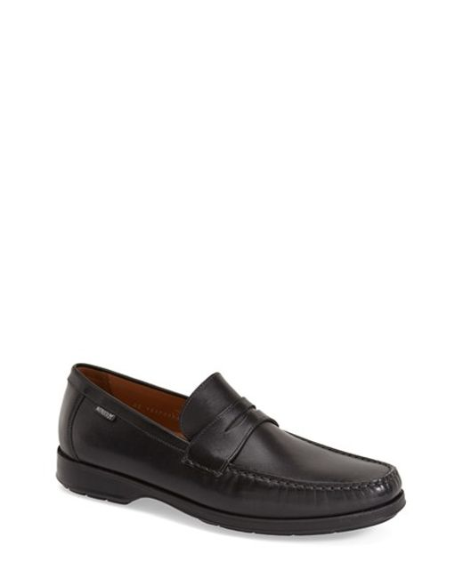 Mephisto | Black 'howard Penny' Loafer for Men | Lyst
