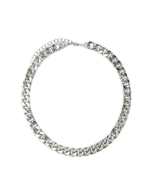 Forever 21 | Metallic Curb Chain Necklace | Lyst