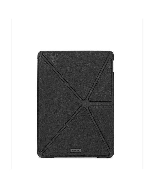 Michael Kors | Black Logo Tablet Case for Men | Lyst