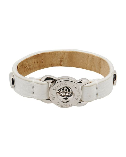 Marc By Marc Jacobs | White Bracelet | Lyst