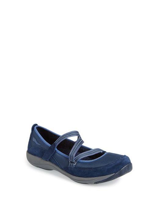 Dansko | Blue 'Hazel' Slip-On Sneaker | Lyst