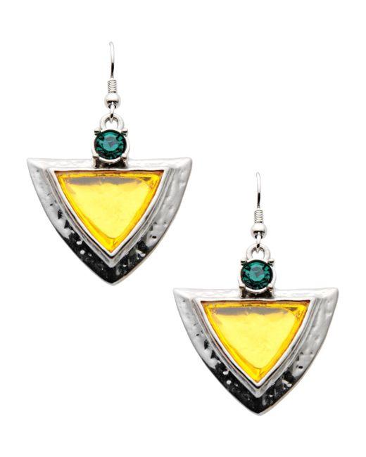 Mawi | Yellow Earrings | Lyst