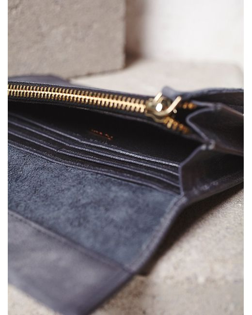 Free People | Blue Good Year Wallet | Lyst