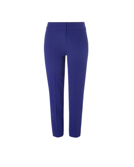 ESCADA | Blue Pants Tina | Lyst