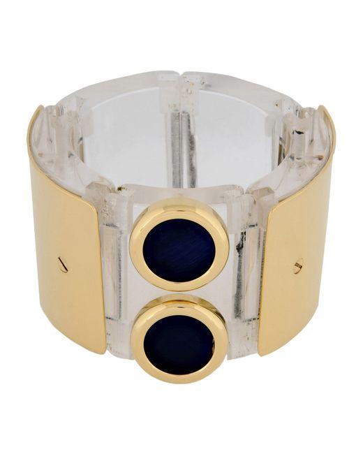Marni   Metallic Bracelet   Lyst