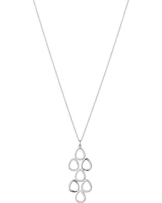 Links of London | Metallic Hope Silver Topaz Necklace | Lyst