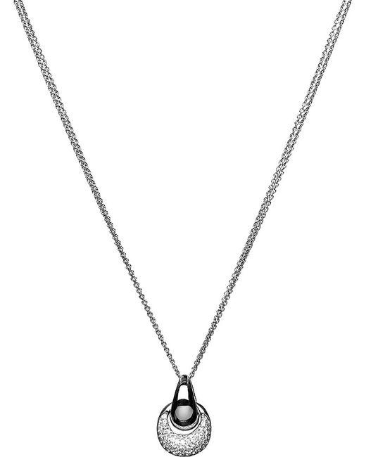 Links of London | Metallic Hope White Topaz Pendant Necklace | Lyst