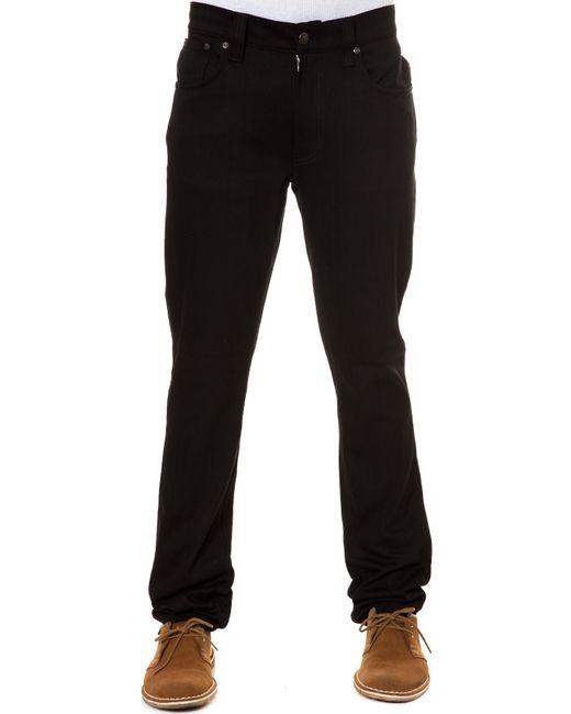Nudie Jeans Grim Tim Jeans In Black For Men Save 69 Lyst