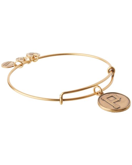 ALEX AND ANI | Metallic Mlb® Pittsburgh Pirates Charm Bangle | Lyst