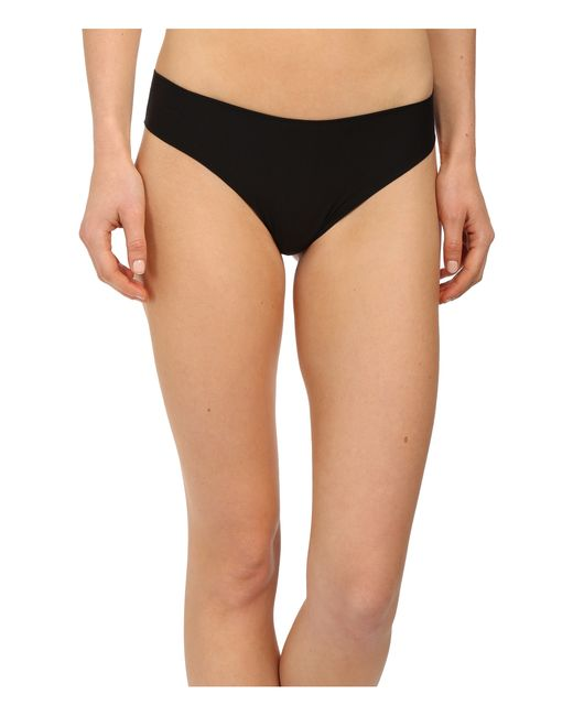 Commando   Blue Butter Mid Rise Thong Ct16   Lyst