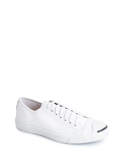 Converse | White 'jack Purcell - Jack' Sneaker for Men | Lyst