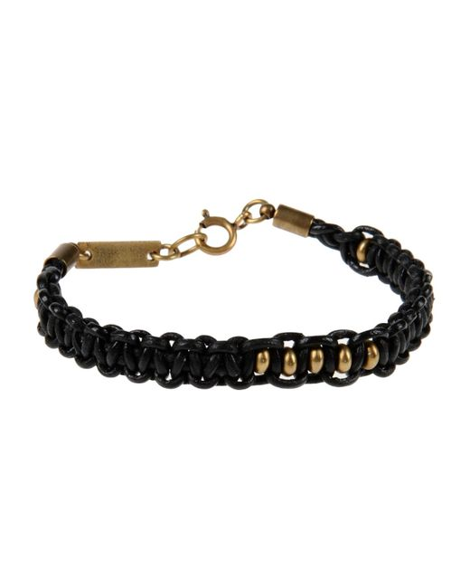 Isabel Marant | Black Bracelet | Lyst