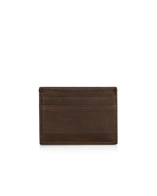 Shinola | Brown 5 Pocket Card Case | Lyst