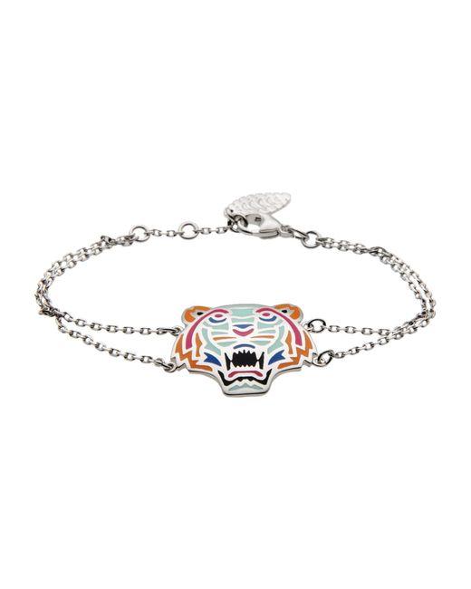 KENZO | Metallic Bracelet | Lyst