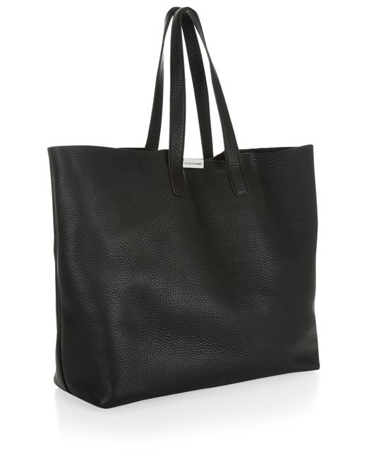 Nicole Farhi | White Morral Unlined Tote Bag | Lyst