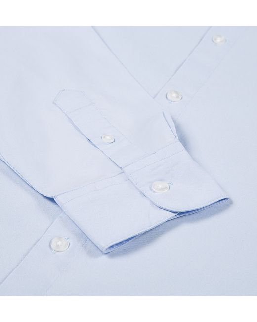 Sunspel | Blue Men's Oxford Cotton Shirt for Men | Lyst