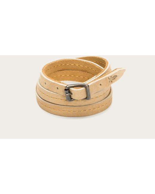 Frye | Yellow Campus Wrap Cuff | Lyst