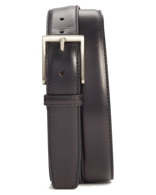 Saks Fifth Avenue | Black 'catania' Belt for Men | Lyst