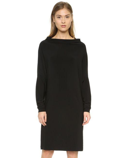 Norma Kamali | Black Kamali Kulture All In One Dress | Lyst