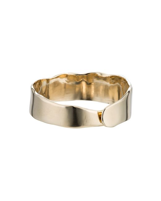 Velvet By Graham & Spencer | Metallic Raw Organic Cuff By Mara Carrizo Scalise | Lyst
